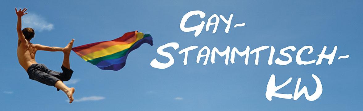 Gay-Stammtisch-KW Banner